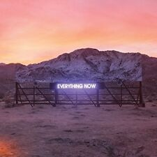 "Arcade Fire - Everything Now [New 12"" Vinyl] Colored Vinyl, 180 Gram, Orange"