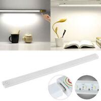 21 LEDs Touche BARRE clair USB nuit rayé garde-robe placard Lampe DC 5V