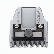 Aesculap Favorita 2 GH703 0,1 mm Scherkopf Schneidsatz Wechselschneidsatz neu