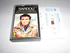 MICHEL SARDOU K7 AUDIO FRANCE IO DOMENICO
