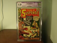 Marvel Tales of Suspense 46 CGC Graded 5.0 Restored