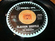 THE ROMANCERS - SLAUSON SHUFFLE - ALL ABOARD / LISTEN - SURF TITTYSHAKER POPCORN