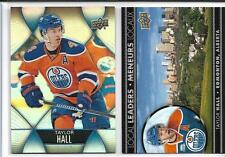 2016-17 Upper Deck Tim Hortons Local Leaders #LL2 Taylor Hall + BASE CARD #4
