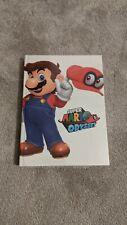 Super Mario Odyssey Hardback Game Guide Brand New Prima Games Rare