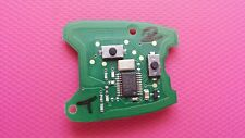 GENUINE CITOREN/PEUGEOT/TOYOTA 2 BUTTON REMOTE KEY CIRCUIT BOARD B000787B VALEO