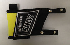 Yellow Shifter Skinz - Motorcycle Boot / Shoe Shift Shifter Protector Cover NEW