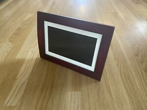 Sylvania SDPF1089 Digital Photo Frame LED Tested And Works (No Remote)