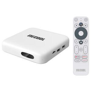 MECOOL S905X2 4K TV BOX Android TV Disney+ Dolby Audio Chromecast