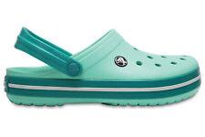 Crocs Crocband Clogs - New Mint/Tropical Teal