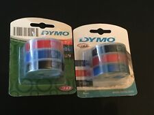Vintage original Dymo label tape sets, new In box  9mm