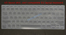 Keyboard Skin Cover Protector for Dell Inspiron 14-7000 7434 (Ins14HD-1608T)