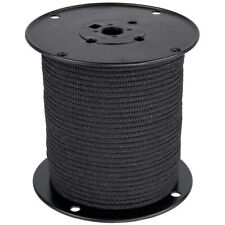 BlueWater Ropes Polyester Utility Cord 4mm x 100M - Black