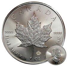 ++ Maple Leaf 2021 - 1oz Ag / Silber - 5 CAD ++