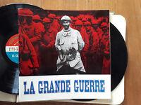 lot 33 tours La Grande Guerre et son livre photos (1914-1918)