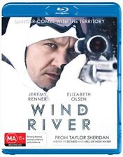 Wind River, Blu-ray