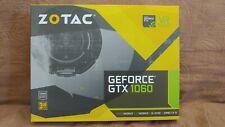 ZOTAC GeForce GTX 1060 Mini 3GB Compact VGA Video Graphics Card ZT-P10610A-10L