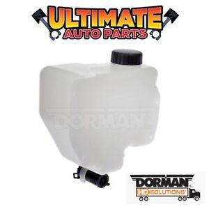 Washer Fluid Reservoir Bottle Tank w/Cap and Pump for 89-07 Peterbilt