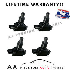 New Pack of 4 Premium Ignition Coils For 04-08 Mazda RX-8 1.3L