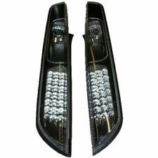 BLACK SMOKED LED REAR LIGHTS LAMPS FORD FOCUS MK1 HATCHBACK 10//98-10//2004 MODEL