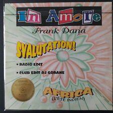"Frank Dana – Svalutation / Africa (Vinyl 12"", Maxi 45 Tours)"