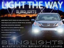 2010 2011 Honda CR-V CRV Fog Lamps Driving Lights Kit Xenon Foglamps Kit