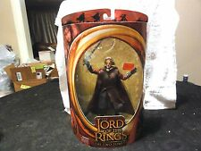"Lord Of The Rings Two Towers King Theoden Single-Pack 6 "" Figures MIB"