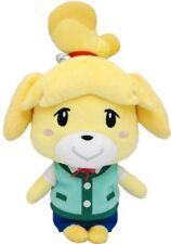 "Sanei Animal Crossing New Leaf 8"" Plush Toy: Isabelle/Shizue"