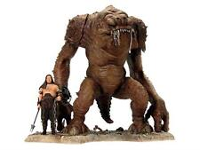 Star Wars Rancor & Handler Statue Gentle Giant New MIB