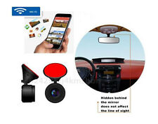 Mini Wireless HD 1080P 140° Angle Hidden Camera DVR Recorder Tachograph For BMW