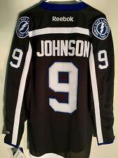Reebok Premier NHL Jersey Tampa Bay Lightning Tyler Johnson Black sz L
