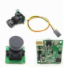 1PCS FPV CCD Camera Mini Camera 700TVL 2.8 mm For RC Quadcopter aircraft M
