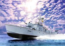 HMS Gay Archer-Edición Limitada Arte (25)