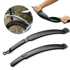 Suits 26inch Bicycle Bl Flinger Bike Mudguard Plastic Front /& Rear Fender Set