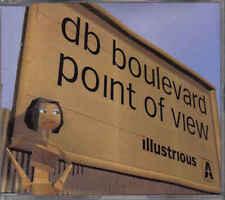 DB Boulevard-Point Of View cd maxi single