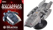 Eaglemoss Battlestar Galactica #3 Modern Battlestar Galactica 2004 Model Ship
