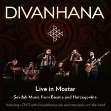 DIVANHANA - LIVE IN MOSTAR NEW CD