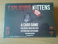 Exploding Kittens 2015 Edition Family Fun Party Card Game NEW