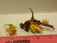1/64 ERTL CUSTOM FARM TOY LOADED NEW HOLLAND 900 HAY CORN FORAGE CHOPPER