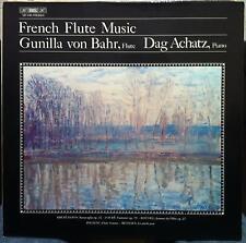 GUNILLA VON BAHR & DAG ACHATZ french lute music LP Mint- UK BIS LP-140