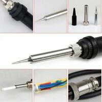 60W Electric Soldering Station Hot Iron Handle Gun Welding Tool for 852D+ 898D