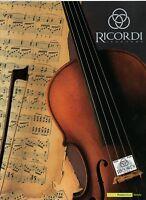 ITALIA - FOLDER 2008 - CASA RICORDI - VALORE FACCIALE € 15,00