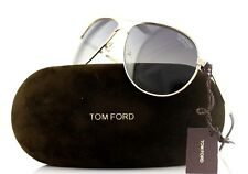 POLARIZED New JAMES BOND 007 SKYFALL TOM FORD Marko Aviator Sunglasses TF144 28D
