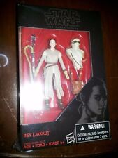 Star Wars Black Series The Force Awakens - Rey Jakku - 3.75 inch scale