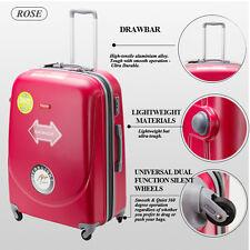 Single 28 inch 100L Large Luggage Trolley Travel Bag 4 Wheel  suitcase