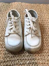 Stride Rite Boys Toddler Dress Shoe White Size  4.5