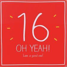 Happy Jackson Card: Happy Birthday 16 - New In Cello