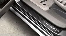 2011-2017 SIENNA DOOR SILL PROTECTORS PT747-08100-DS GENUINE TOYOTA ACCESSORY