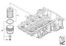 Oil Filter 8 Cyl  BMW E60 M5, M6, X5 & X6 M Genuine BMW 11427848321