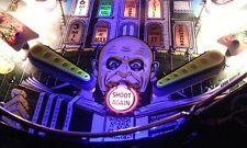Addams Family Pinball Ultra Violet Flipper Light Mod