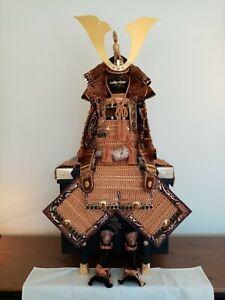 YOROI armure de Samourai Ere Showa